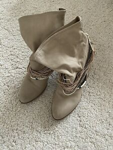 Russell And Bromley Boots Size 4.5