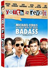 Youth in Revolt (DVD, 2010, Canadian)