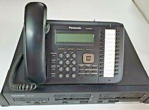 Panasonic KX-NS700 w/ 5x KX-DT543 handsets, 12 months w/ty. Tax invoice