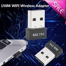 best 150Mbps 150M Mini USB WiFi Wireless Adapter Network LAN Card 802.11n/g/b KZ