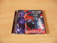 Doppel CD Future Trance Vol. 58 - 2011 -  43 Songs