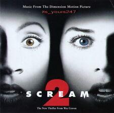 Scream 2-original bande sonore [1997] | CD