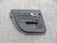 Audi A6 4F C6 Posteriore Sinistro Porta Pannello 4F0867305K Tessuto Anima
