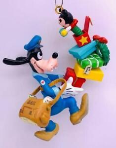 Special Delivery Enesco Ornament 840440 Goofy Disney