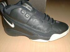 vintage shoes nike air team unified 90s Nos - usa 6.5 colectors black