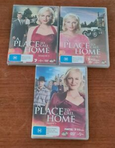 A Place to Call Home - Season 1 & 2 & 3 Region 4 [AUS] - New/Sealed