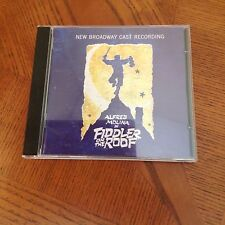 Fiddler on the Roof [2004 Broadway Revival Cast]  Alfred Molina (CD, Jun-2004)