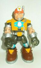 2001 Rescue Heroes Voice Tech Jack Hammer -Tested