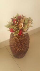 Vase Flower Creative Nordic Home Ceramic Pot Decor Decoration Art Holder