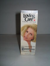 Clairol Loving Care Color Lotion #73 Ash Blonde VHTF
