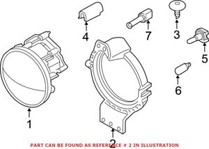 Genuine OEM Fog Light Bracket for Mini 63129807305