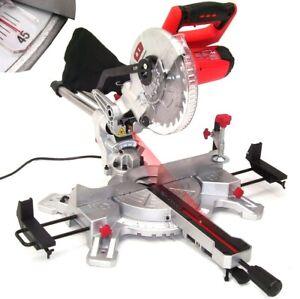 Sliding Compound Mitre Saw 1500W 305mm  56124 Laser Chop Saw wood saw Blade
