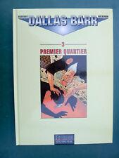 MARVANO HALDEMAN Dallas Barr 3 eo Premier quartier + ex-libris