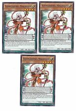3X Xiangsheng Magician Magician -Common- SP17-EN018-NM-Yugioh Starpack Battle