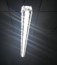 """New Modern Long Crystal LED Pendant Lamp Ceiling Lighting Light Meeting Room 27"""""""
