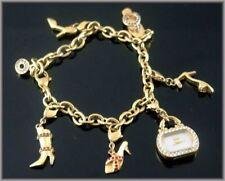 CITIZEN EG2442 CHARMS Gold Women's Watch