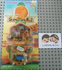 Style (Polly Pocket) GEGU SAFARI KING COLLECTION JEU DE POCHE 6 ANIMAUX NEUF NEW