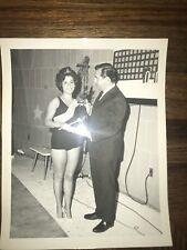 Philadelphia Miss Aquarama Vinnie Mareno 1963 B/W Original Photograph #3