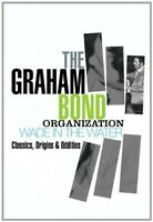 THE GRAHAM BOND ORGANISATION - WADE IN THE WATER: CLASSICS  4 CD ROCK&POP NEW