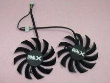 75mm Sapphire AMD Radeon HD6950 HD7790 HD7850 Dual-X Fan Replacement 40mm R146