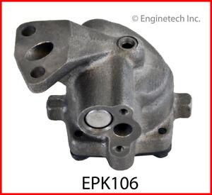 Enginetech Oil Pump EPK106
