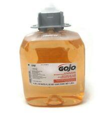 GOJO 5162 1.25 L Luxury Foam Antibacterial Handwash Replacement 04/22 Expiration
