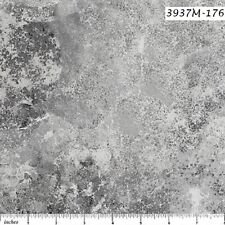 Stonehenge Metallic 3937M-176 Quilt fabric Cotton by Northcott Silver
