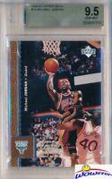 1996/97 Upper Deck #16 Michael Jordan BGS 9.5 GEM MINT Chicago Bulls HOF