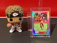2019 Panini Score Deebo Samuel Rookie Prizm #454 San Francisco 49ers!