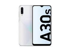 Samsung Galaxy A30s Dual Sim A307F 64GB+4GB RAM 6.4' NUOVO Android BIANCO
