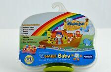 V. Smile Baby Noahs Ark Animal Adventures Vtech Cartridge 9 To 36 Months Sealed