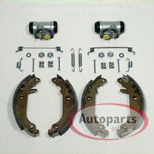 Fiat Panda - Bremsen Bremsbacken Kit Radbremszylinder Zubehör hinten Hinterachse