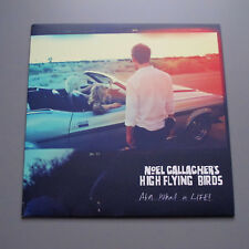 """Oasis Noel Gallagher's High Flying Birds AKA...what a LIFE! Un-played Mint 7"""" PS"""