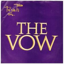 """7"""" 45RPM The Vow/I Explode by Toyah from Safari Records (SAFE 58)"""