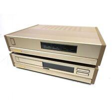 Marantz CD-12 Hi-Fi reproductor de discos compactos y DA-12 Convertidor de digital a analógico