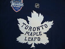 NHL Toronto Maple Leafs Canada Canadian National Hockey David Clarkson T Shirt M