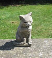 Miniature Licking Cat Ornament