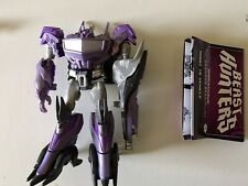 Transformers Prime Cyberverse Commander Shockwave