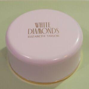 Elizabeth Taylor White Diamonds Perfumed Body Powder 2.6 oz New in Package