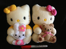 Choose One SANRIO HELLO KITTY Bunny or Teddy Bear from Japan-ship free