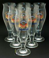 6 Erdinger Colani Design Gläser 0 50 L Weissbier Glas Weizenbier Beer