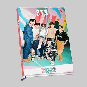BTS Bangtan Boys 2022 A5 Diary