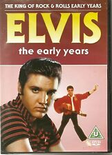 Elvis The Early Years  2007 DVD Brand new and sealed