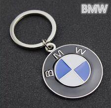 BMW coche insignia llavero Titanio