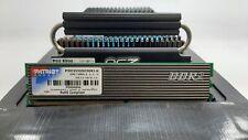 LOT 24 PATRIOT OCZ GSKILL 1GB DDR2 PC2-8500 1067 1.8-2.3V NONECC DIMM MEMORY RAM