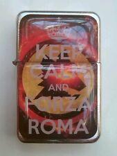 """Forza Roma"" - Accendino Tristar - Tristar Lighter - Encendedor Tristar"