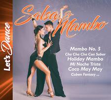 CD Salsa Y Mambo von Varios Artistas 2cds
