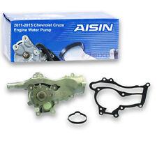 AISIN Water Pump for 2011-2015 Chevrolet Cruze 1.4L L4 - Engine Coolant bh