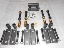COMPLETE SHACKLE KIT FOR MAHINDRA JEEPS CJ3B CJ4 CJ340DP CJ540DP,MM 540DP