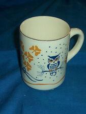 Creemore China Owl Coffee Mug / Cup Canada